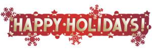 SSHC Happy Holidays