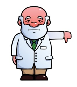bigstock-Scientist-giving-thumbs-down-50932802